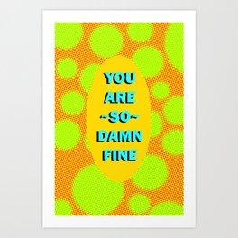 SO Fine Art Print