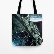 Milleniuim Falcon Tote Bag