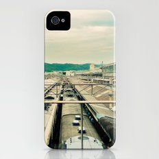 Train station iPhone (4, 4s) Slim Case