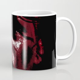 Leeloo Red - Fifth Element Painting Coffee Mug