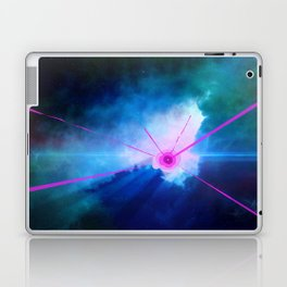 Birth Of A New Star Laptop & iPad Skin