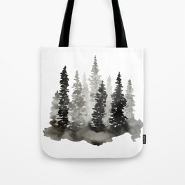 Fading Forest Tote Bag