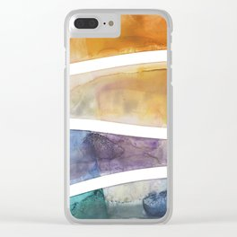 The Reef Clear iPhone Case