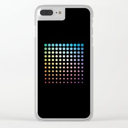 Norm Clear iPhone Case