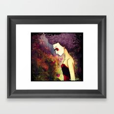 By Chance, That Memory is Bad. Framed Art Print