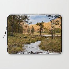 Lake District landscape Laptop Sleeve