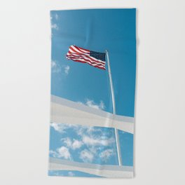 Pearl Harbor Beach Towel