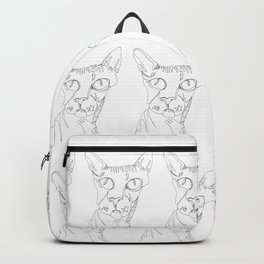 Hairless Cat - Magnificent One Backpack