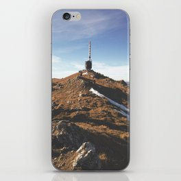 Chasseral iPhone Skin