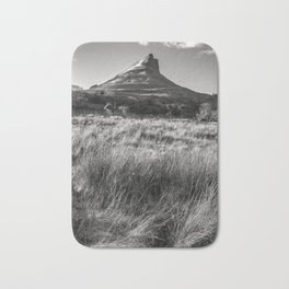 The Benwiskin mountain i Sligo - Ireland Prints (RR 262) Bath Mat