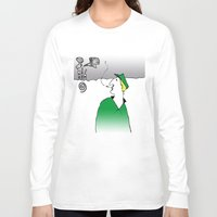sailor Long Sleeve T-shirts featuring Sailor by LOST in Fabula
