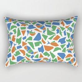 Mosaico Papiroflexia  Rectangular Pillow