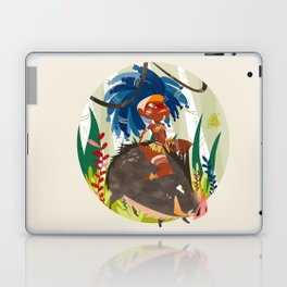 Caipora DIVA Laptop & iPad Skin