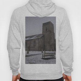 Dunkirk Church In Winter Hoody