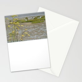Mudflats and Fennel Stationery Cards