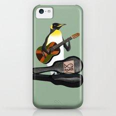 Penguin Busking Slim Case iPhone 5c