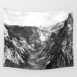 Tenaya Canyon Wall Tapestry