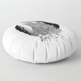 FALLING APART Floor Pillow