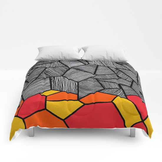 - sun would have a door to the dancefloor - Comforters