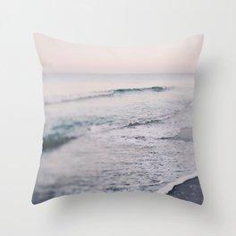 Sea of Light #1 Throw Pillow