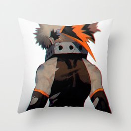 KATSUKI BAKUGO - MY HERO ACADEMIA Throw Pillow