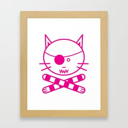 Tuna Ramekins Framed Art Print