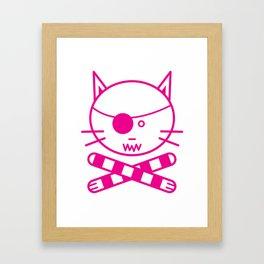 Tuna Ramekins Framed Art Print