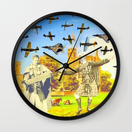 CAN YOU DANCE LIKE ME II (WHILE EVERYBODY'S WATCHING) Wall Clock