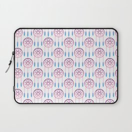 Dream Catcher Purple Pink Blue Laptop Sleeve
