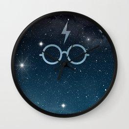 HP Minimal 02 Wall Clock