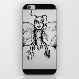 Fly Butterfly iPhone Skin