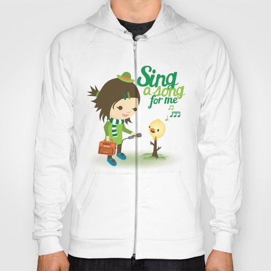 Balloon Tree Song Hoody