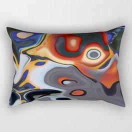 Toucan's Soul Rectangular Pillow