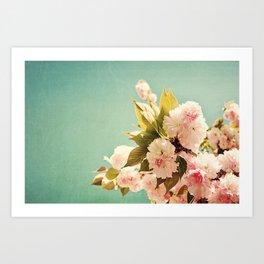FlowerMent Art Print