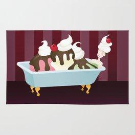 Sundae Bath Rug