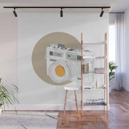 Yashica Electro 35 GSN Camera Wall Mural