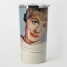 Julie Andrews, Movie Legend Travel Mug