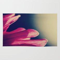 moody pink. Rug