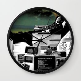 Sal Wall Clock