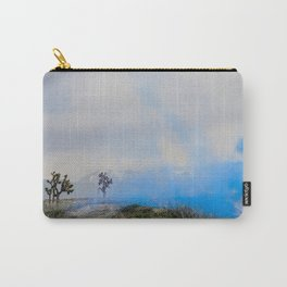 blue smoke Carry-All Pouch