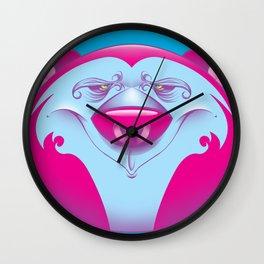 purpanda Wall Clock
