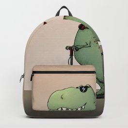 This is how I roll! Backpack