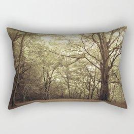 Woods 2 Rectangular Pillow