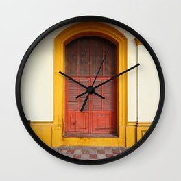cache-cache Wall Clock