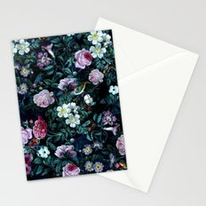Blue Night Stationery Cards