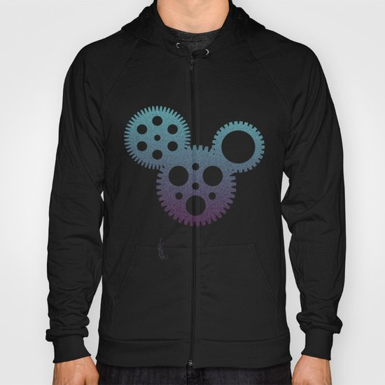 mickey mouse mechanisms Hoody
