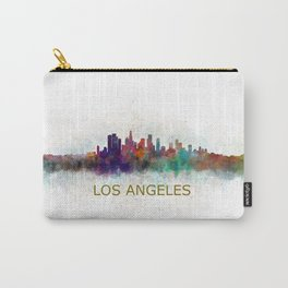 Los Angeles City Skyline HQ v4 Carry-All Pouch