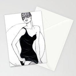 Armani LBD Stationery Cards