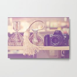 Vintage Feelings Metal Print