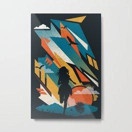 Horizons Metal Print